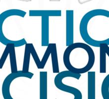 Tactical Decision Summoner! Sticker