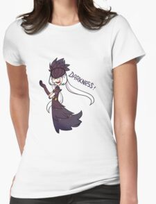 Smite - Darkness (Chibi) Womens Fitted T-Shirt