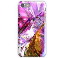 Pleasure Paradox Abstract iPhone Case/Skin