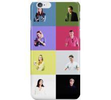 Criminal Minds Cast Print iPhone Case/Skin