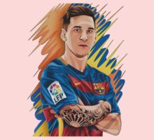messi One Piece - Long Sleeve