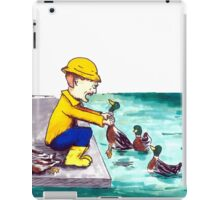 The things I love keep dying iPad Case/Skin