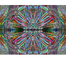 God Is Divine Abstraction #6 Photographic Print