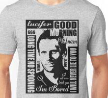 Spn Lucifer :) Unisex T-Shirt