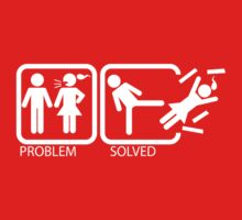 Problem Solved by FunnyTshirtZone