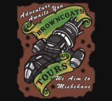 Browncoats Tours by Ameda Nowlin
