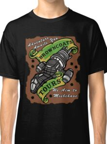 Browncoats Tours Classic T-Shirt