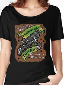 Browncoats Tours Women's Relaxed Fit T-Shirt