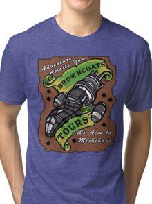 Browncoats Tours Tri-blend T-Shirt