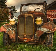 The Old Truck by thomr