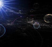 Mapping the Galaxy by barrowda