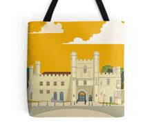 Battle Abbey Tote Bag