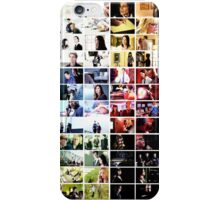Criminal Minds Colour Print iPhone Case/Skin