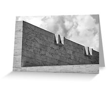 Wall Greeting Card