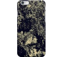 Nature Arty Face iPhone Case/Skin