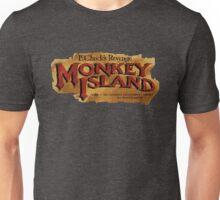 Monkey Island 2 logo Unisex T-Shirt