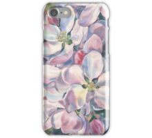 """Blossoming apple-tree""  iPhone Case/Skin"