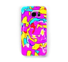 Abstract X2-18 Samsung Galaxy Case/Skin