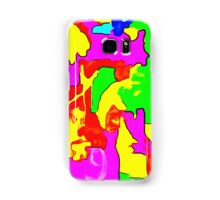 Abstract X2-19 Samsung Galaxy Case/Skin