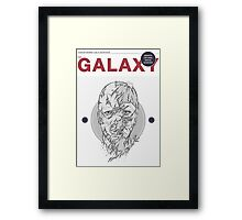 Beneath The Mask: Anakin Cover  Framed Print