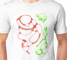 Abstract2 Unisex T-Shirt