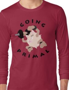 Going Primal Long Sleeve T-Shirt