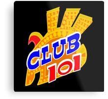 Club LOL Sign Metal Print