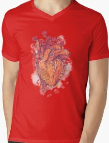 Sweet Heart Mens V-Neck T-Shirt