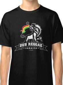 Dub Reggae Jamaica - Black Edition Classic T-Shirt