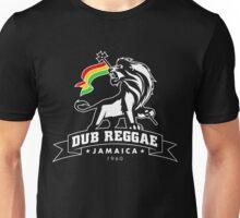 Dub Reggae Jamaica - Black Edition Unisex T-Shirt