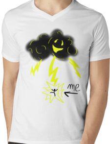 me Mens V-Neck T-Shirt