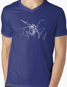 The Pterodactyle Mens V-Neck T-Shirt