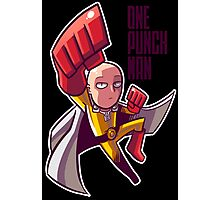 <ONE PUNCH MAN> One Punch Man Cartoon Style Photographic Print