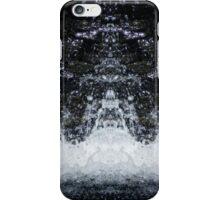 Water Symmetry iPhone Case/Skin
