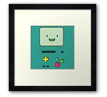 BMO Emulator Framed Print