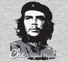 Che - Original Hipster (Che Guevara, #1 in the Original Hipster Series) One Piece - Long Sleeve