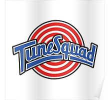 Tunes Squad - Space Jam Logo Poster