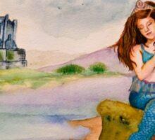 The Mermaid Sticker