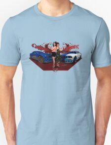 Camaro vs Mustang Controversy T-Shirt! T-Shirt