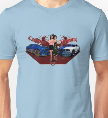 Camaro vs Mustang Controversy T-Shirt! Unisex T-Shirt