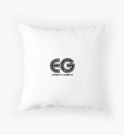 EG logo Throw Pillow