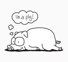 I'm a pig! by tank