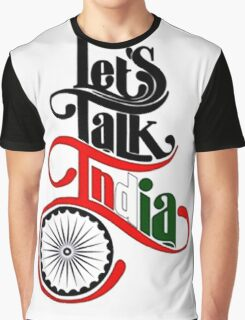 Tee t-shirt, 15th August- India Independence Day!!!! Graphic T-Shirt
