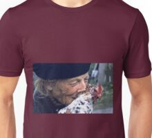 Portraits : BEST Marie, kindness au Naturel,  version 11 color  collector  1977  11  (c)(h) by Olao-Olavia / Okaio Créations Unisex T-Shirt