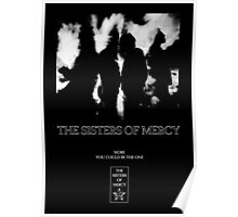 The Sisters Of Mercy - More - The World's End Poster