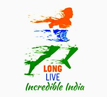Tee t-shirt, 15th August- India Independence Day!!!! Unisex T-Shirt