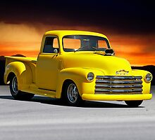 1953 Chevrolet Custom Pick Up 1 by DaveKoontz