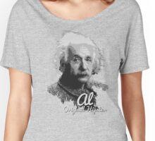 Al - Original Hipster (Albert Einstein, #2 in the Original Hipster Series) Women's Relaxed Fit T-Shirt