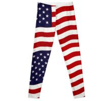 American Flag Leggings Leggings