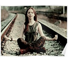 Meditation-healing Poster